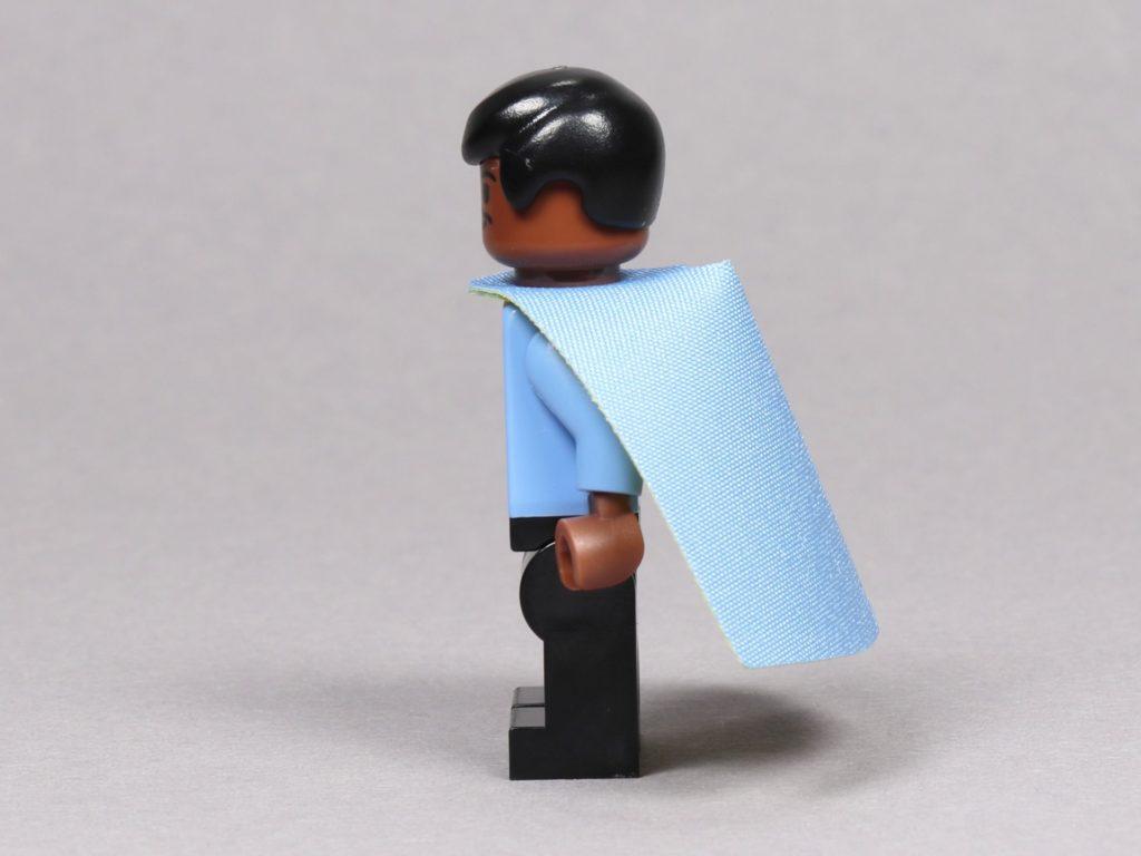 LEGO® Star Wars™ 75259 - Jubiläumsminifigur, Lando Calrissian, linke Seite | ©2019 Brickzeit