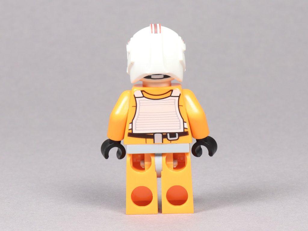 LEGO® Star Wars™ 75259 - Luke Skywalker im Piloten-Outfit, Rückseite | ©2019 Brickzeit