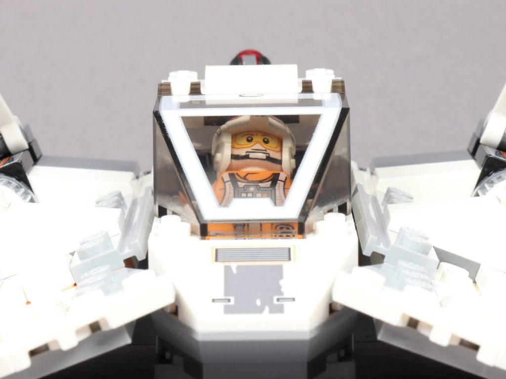 LEGO® Star Wars™ 75259 Snowspeeder™ - Luke im Cockpit | ©2019 Brickzeit
