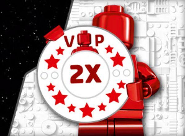 LEGO® Star Wars™ doppelte VIP Punkte   ©LEGO Gruppe