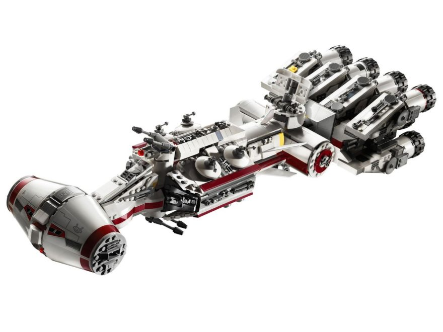 LEGO® Star Wars™ 75244 Tantive IV™ - Titelbild | ©LEGO Gruppe