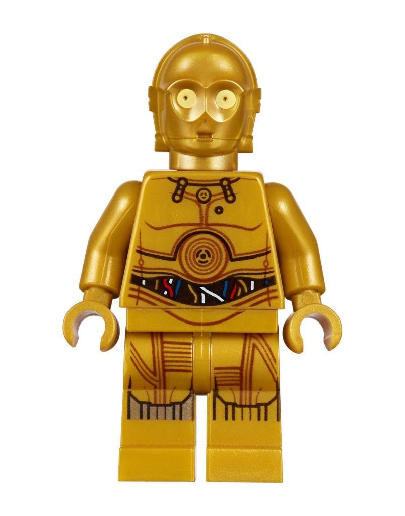 LEGO® Star Wars™ 75244 Tantive IV™ - C-3PO | ©LEGO Gruppe
