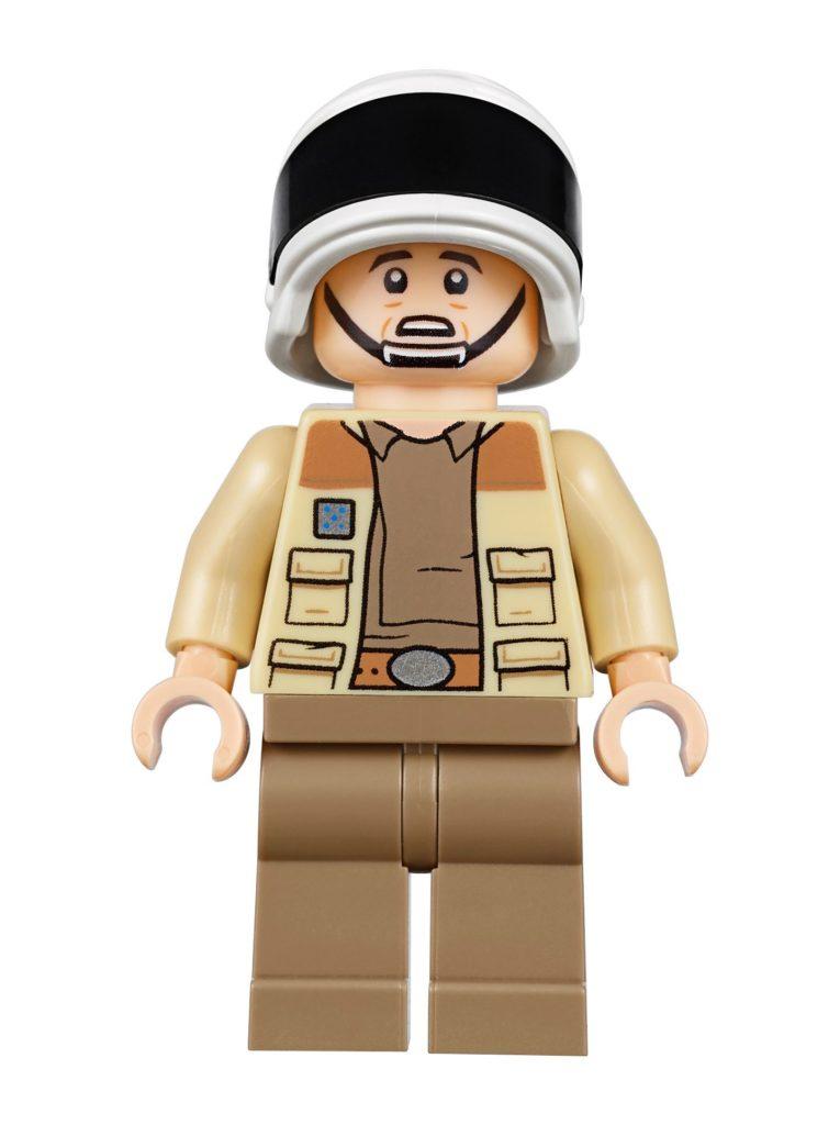 LEGO® Star Wars™ 75244 Tantive IV™ - Captain Antilles | ©LEGO Gruppe