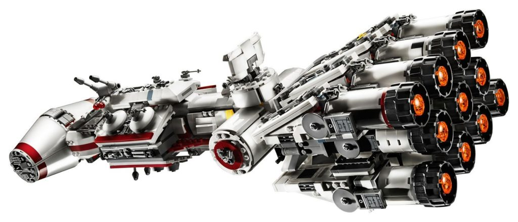 LEGO® Star Wars™ 75244 Tantive IV™ | ©LEGO Gruppe