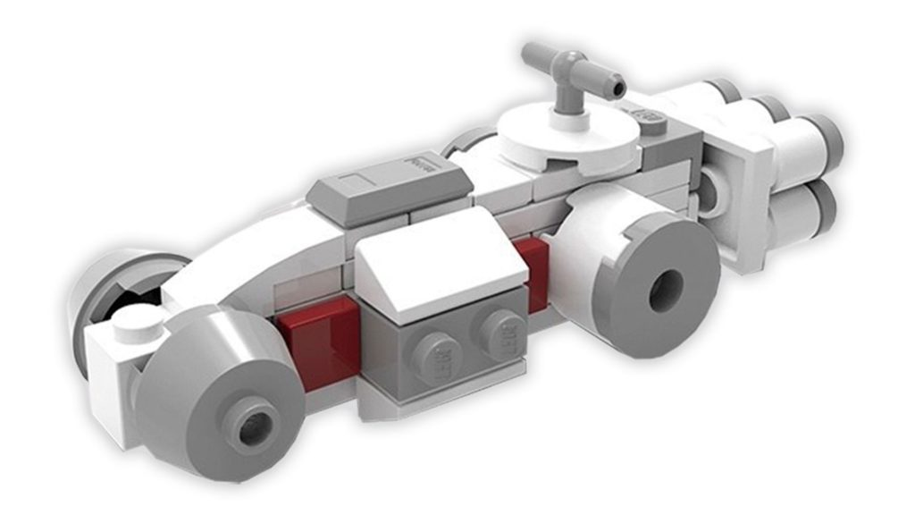 Make & Take LEGO® Mini Tantive IV | ©LEGO Gruppe