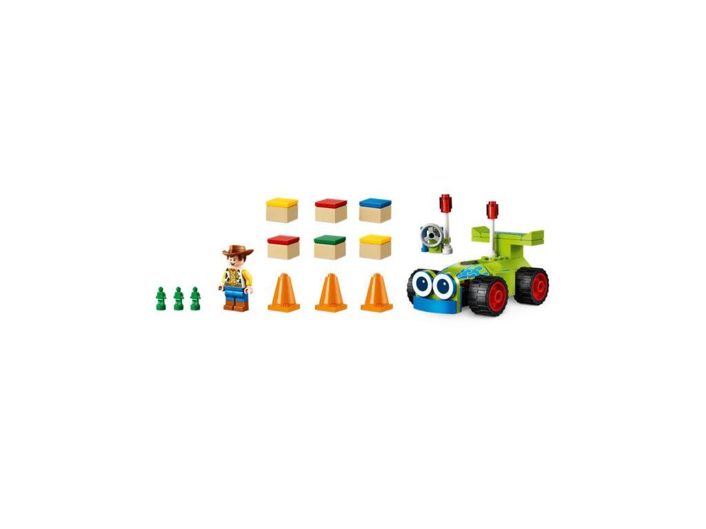 LEGO® 10766 Woody & Turbo - Bild 3 | ©LEGO Gruppe