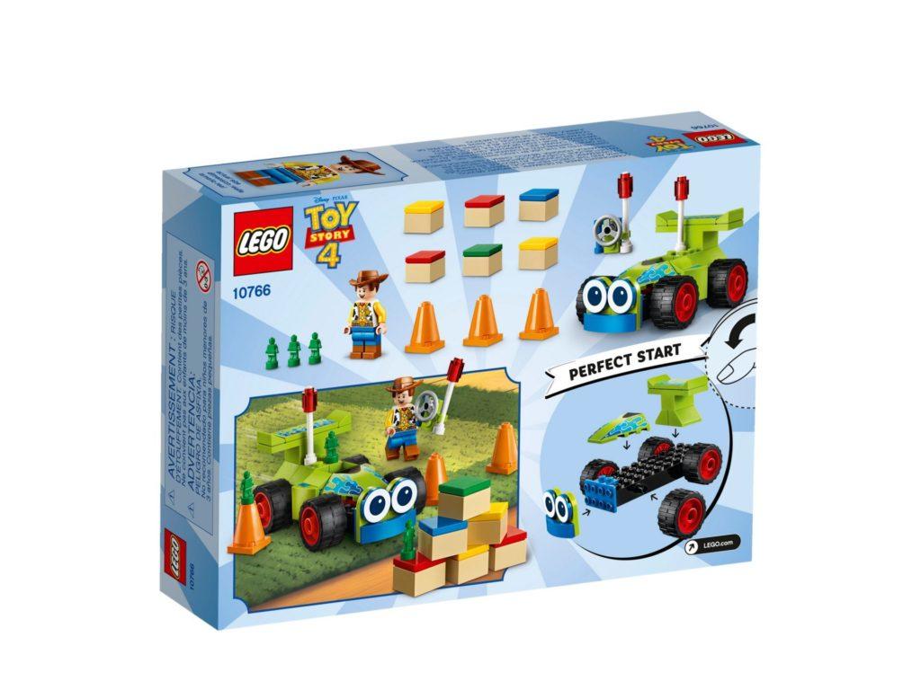 LEGO® 10766 Woody & Turbo - Bild 2 | ©LEGO Gruppe
