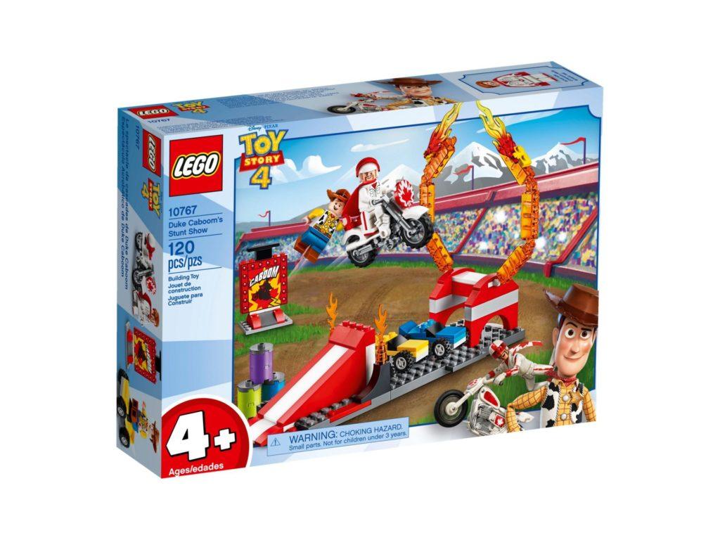 LEGO® 10767 Duke Cabooms Stunt Show - Bild 5 | ©LEGO Gruppe