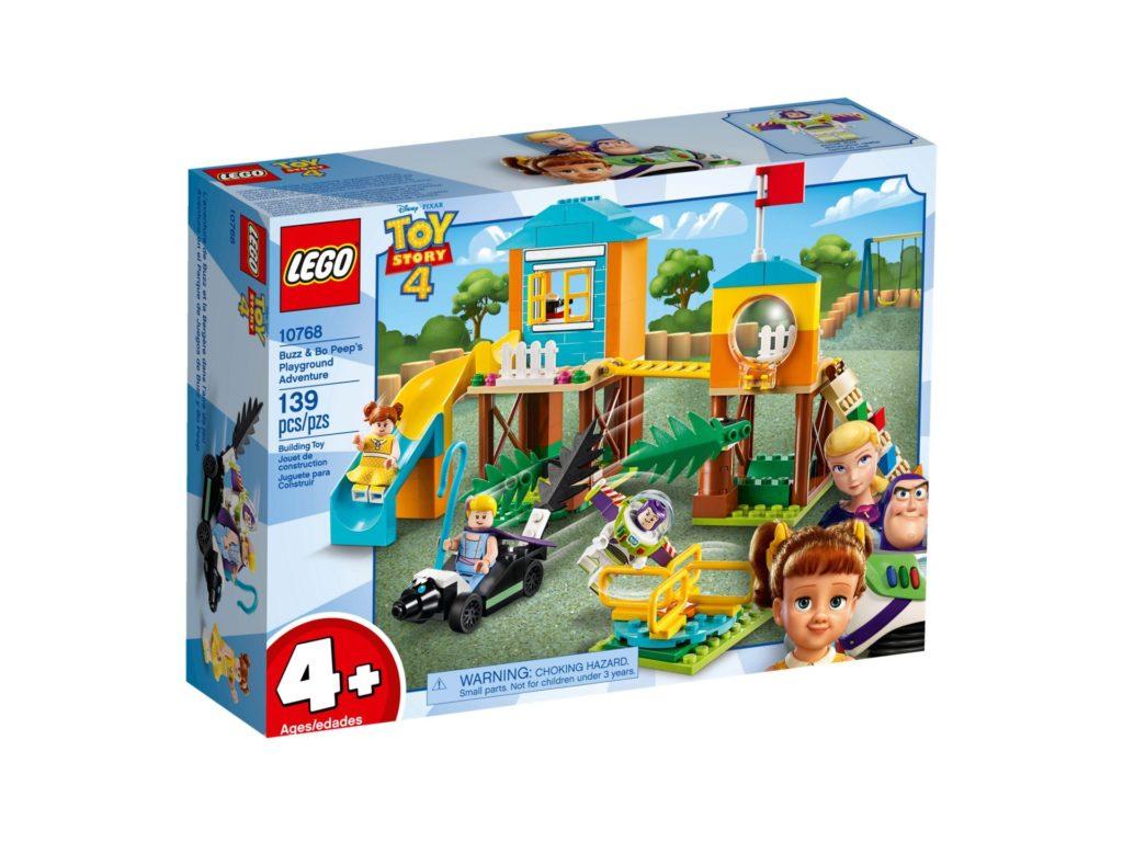 LEGO® 10768 Buzz & Porzellinchens Spielplatzabenteuer - Bild 5 | ©LEGO Gruppe