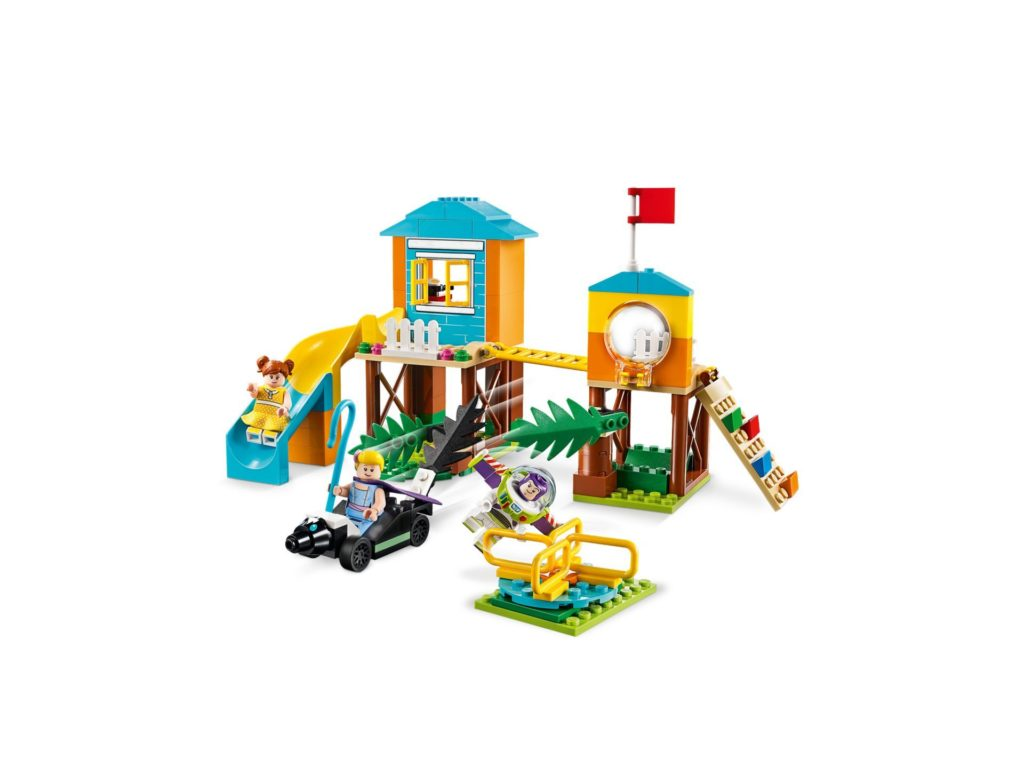LEGO® 10768 Buzz & Porzellinchens Spielplatzabenteuer - Bild 4 | ©LEGO Gruppe