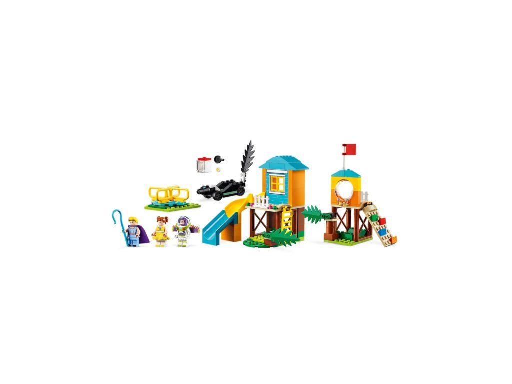 LEGO® 10768 Buzz & Porzellinchens Spielplatzabenteuer - Bild 3 | ©LEGO Gruppe