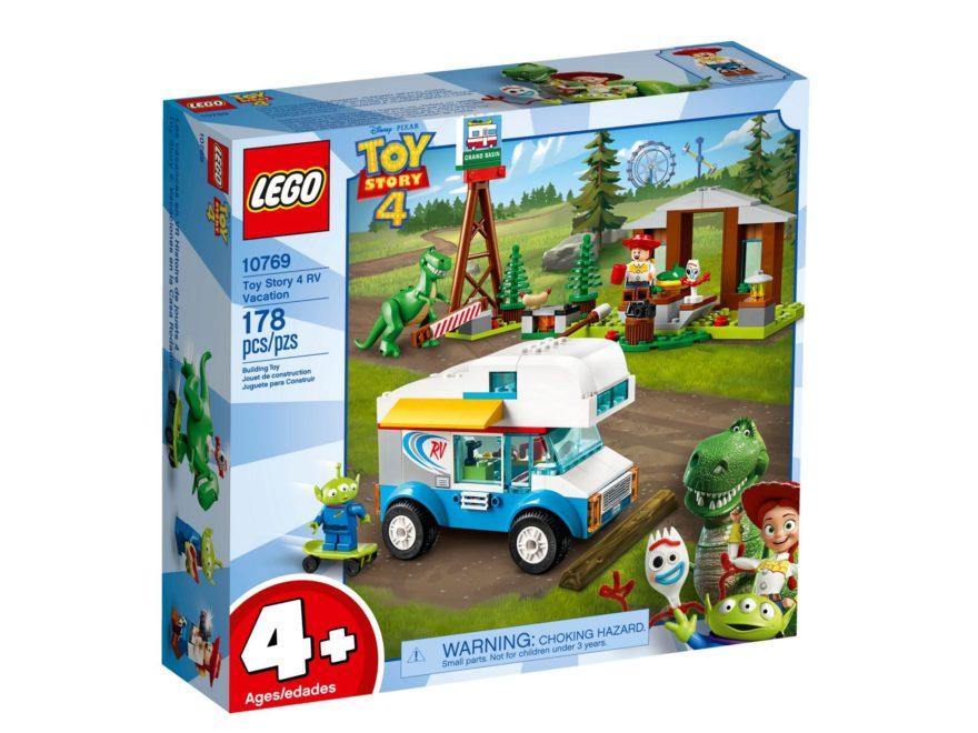 LEGO® 10769 Ferien mit dem Wohnmobil - Bild 5 | ©LEGO Gruppe