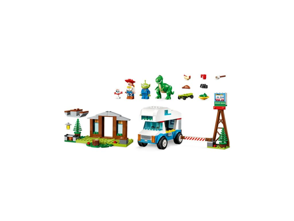 LEGO® 10769 Ferien mit dem Wohnmobil - Bild 3 | ©LEGO Gruppe