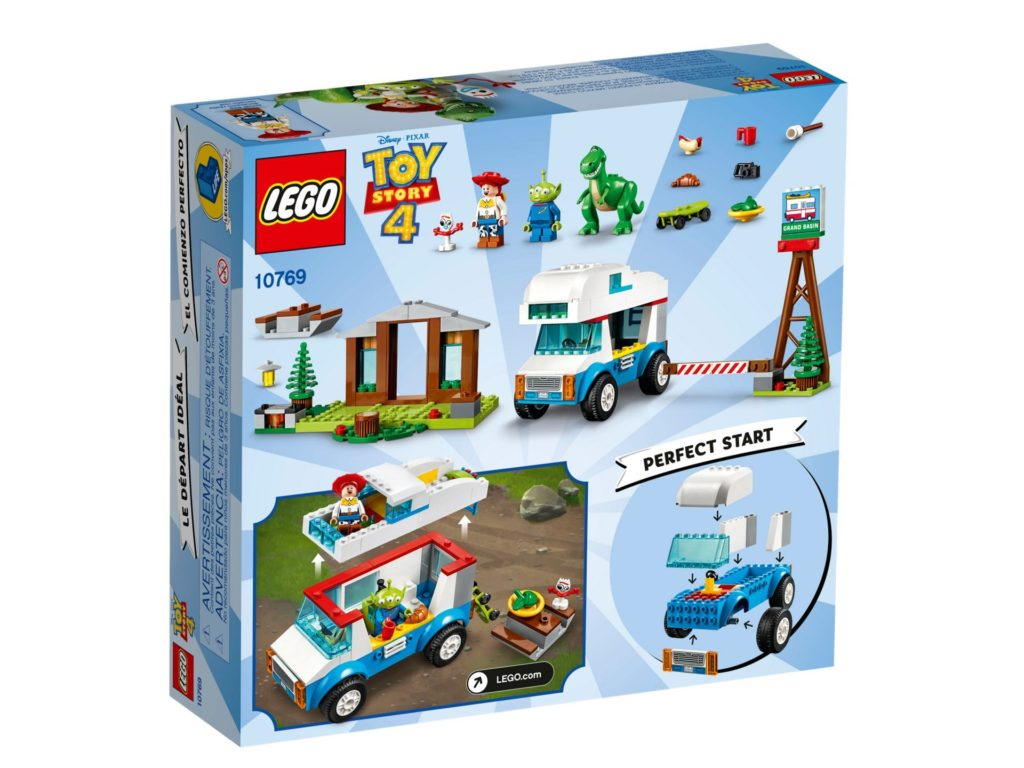 LEGO® 10769 Ferien mit dem Wohnmobil - Bild 2 | ©LEGO Gruppe