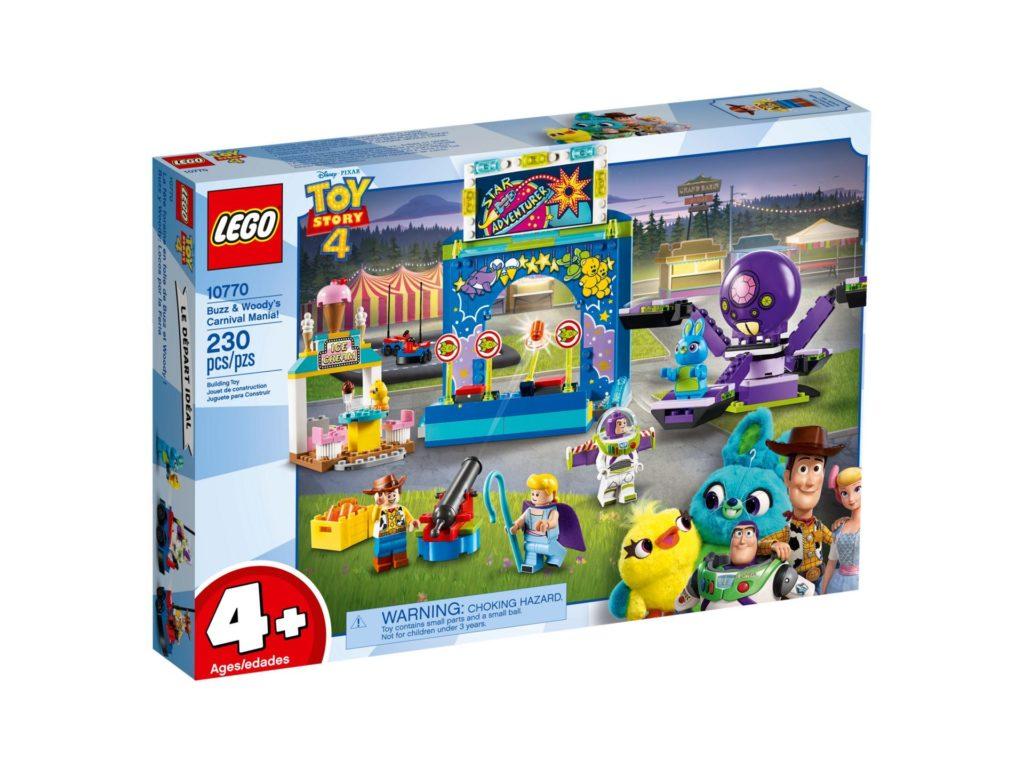 LEGO® 10770 Buzz & Woodys Jahrmarktspaß - Bild 5 | ©LEGO Gruppe