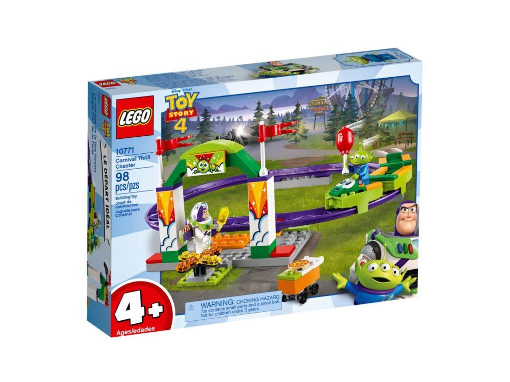 LEGO® 10771 Buzz wilde Achterbahnfahrt - Bild 5 | ©LEGO Gruppe