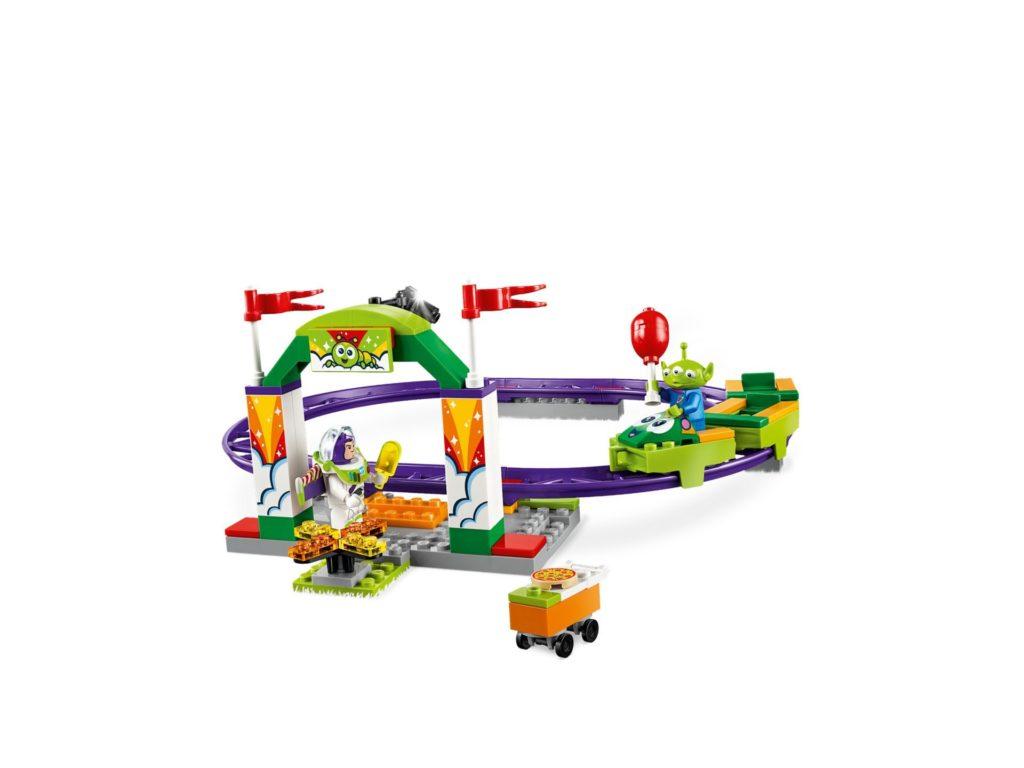 LEGO® 10771 Buzz wilde Achterbahnfahrt - Bild 4 | ©LEGO Gruppe
