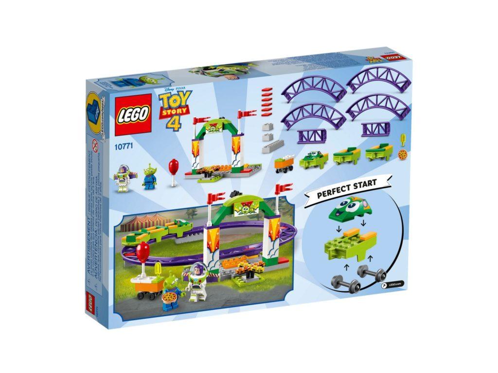 LEGO® 10771 Buzz wilde Achterbahnfahrt - Bild 2 | ©LEGO Gruppe