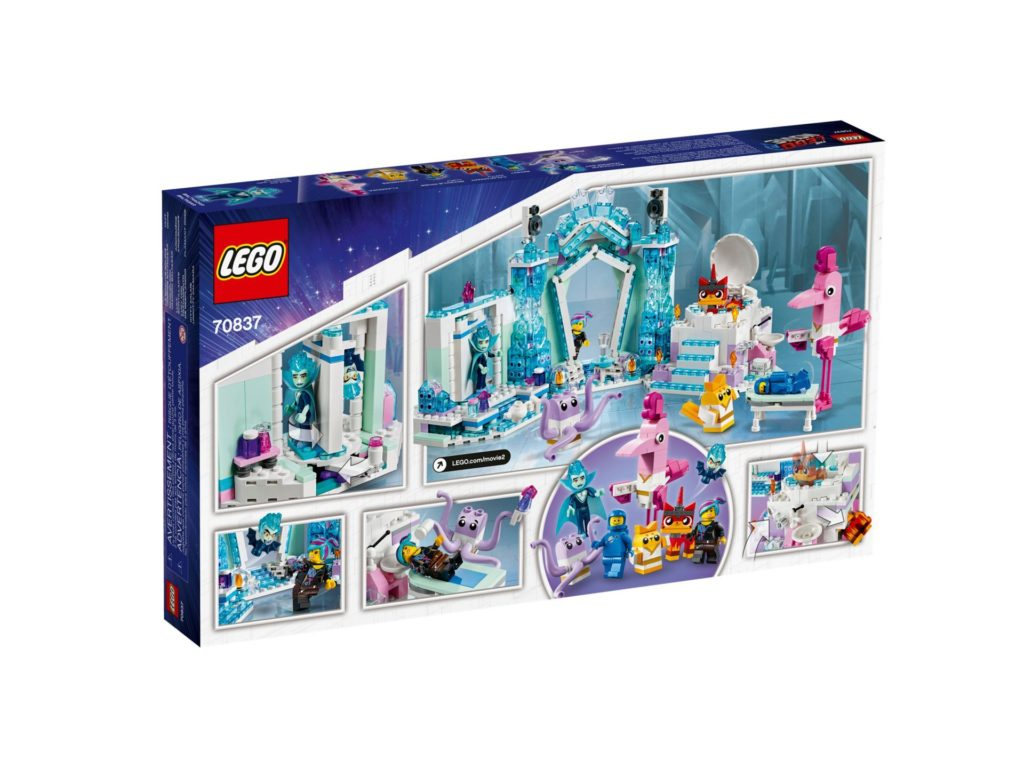 THE LEGO Movie 2 Shimmer & Shine Sparkle Spa (70837) | ©LEGO Gruppe