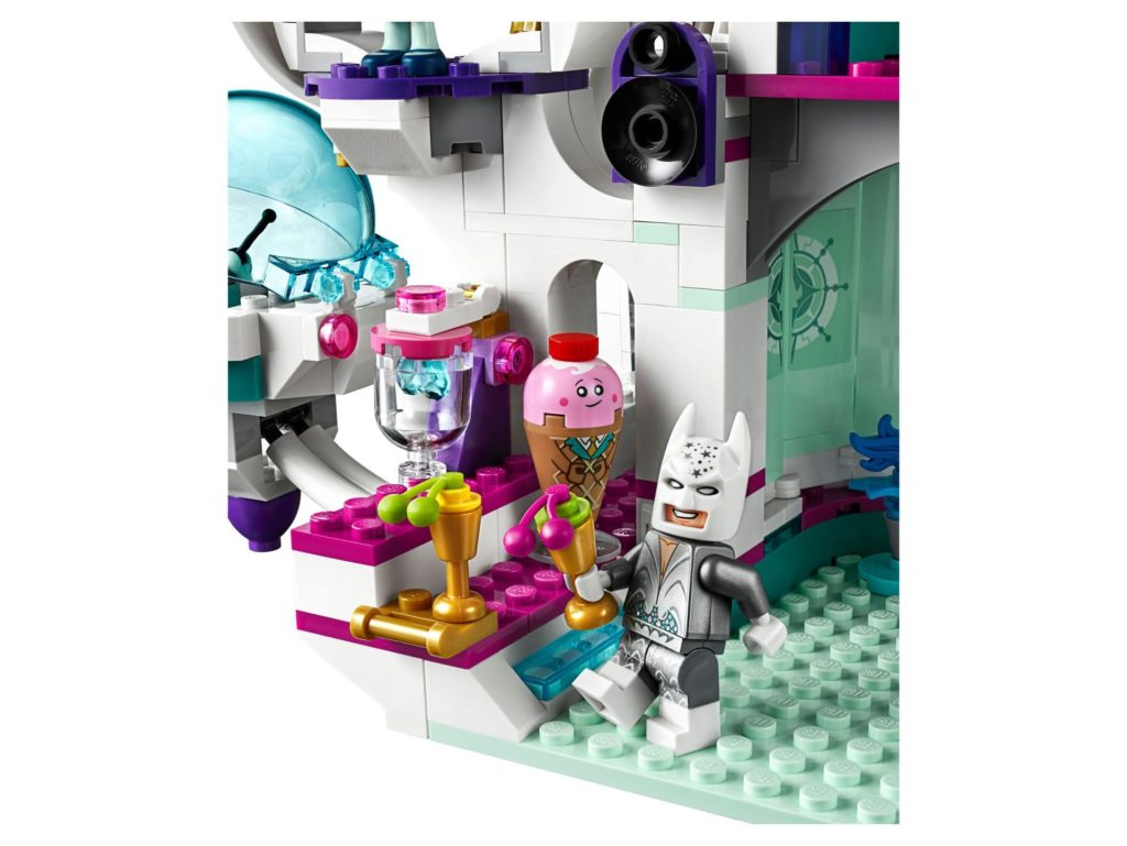 THE LEGO Movie 2 Queen Watevra's 'So-Not-Evil' Space Palace (70838) | ©LEGO Gruppe
