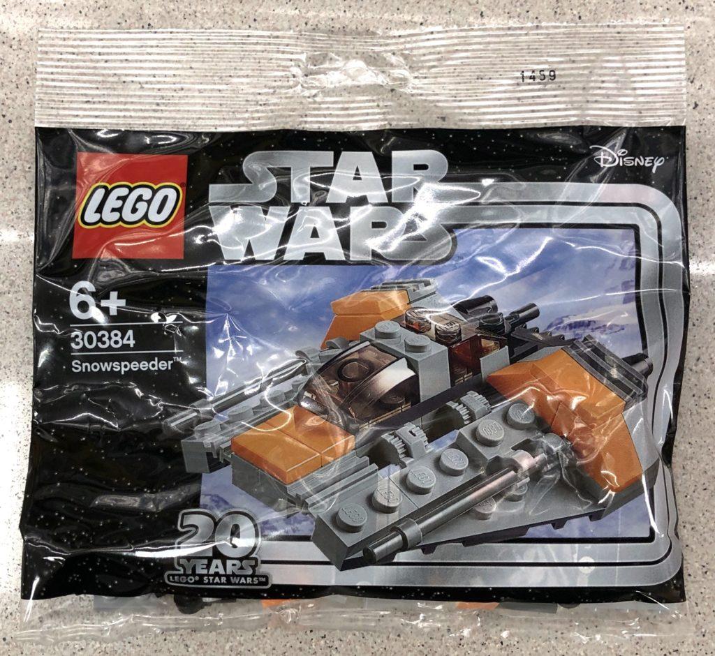 LEGO® Star Wars 30384 Snowspeeder | ©Brickzeit
