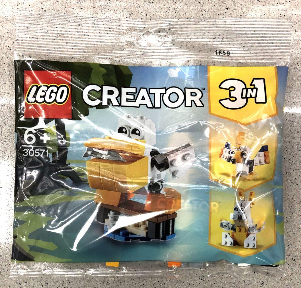 LEGO® Creator 3-in-1 30571 Pelikan | ©Brickzeit