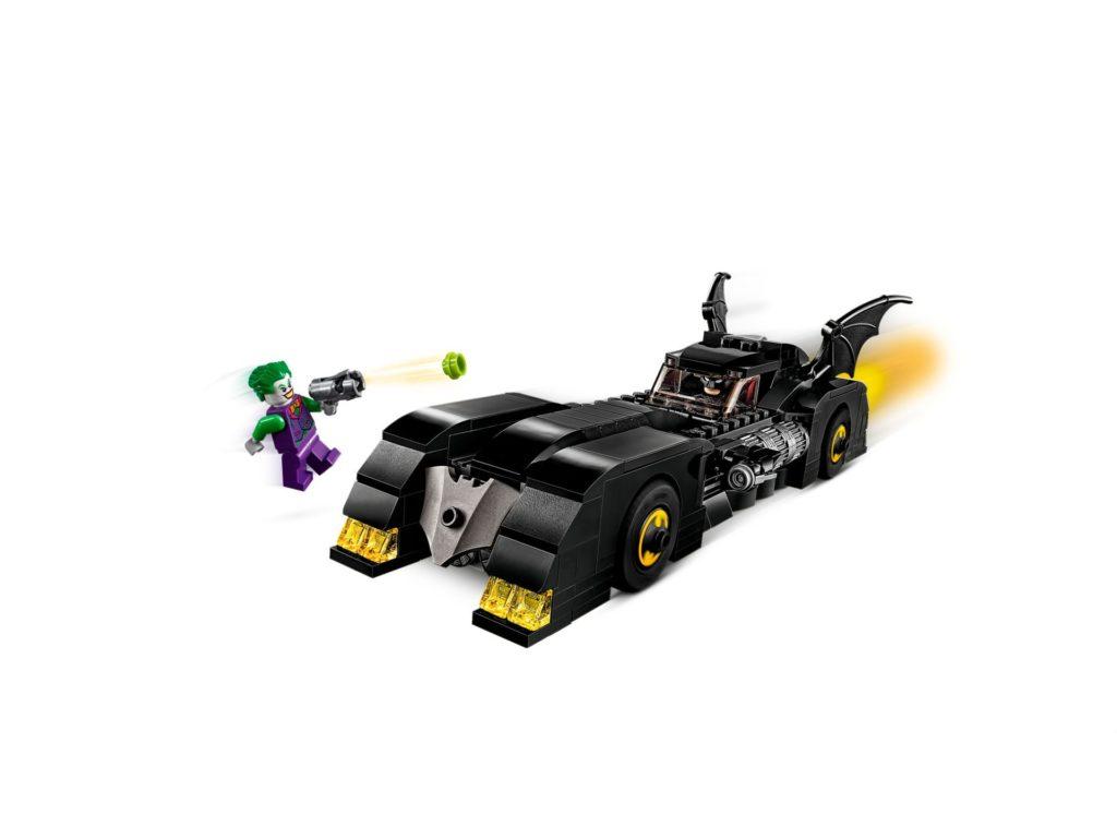 LEGO® DC Super Heroes 76119 Batmobile™: Verfolgungsjagd mit dem Joker™ | ©LEGO Gruppe