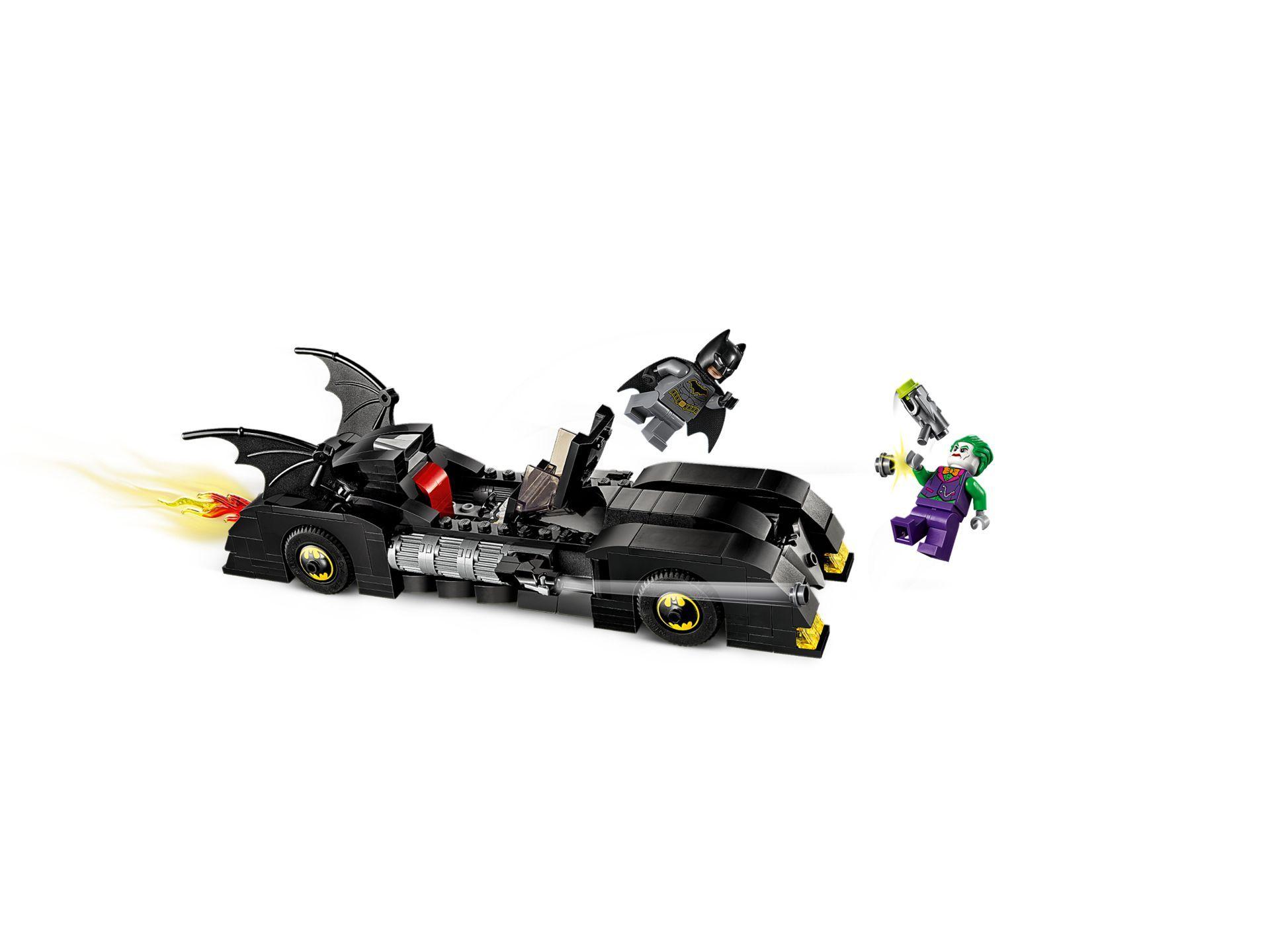Batcycle-Duell mit Mr Freez DC Universe Super Heroes™ VORVERKAUF LEGO 76118