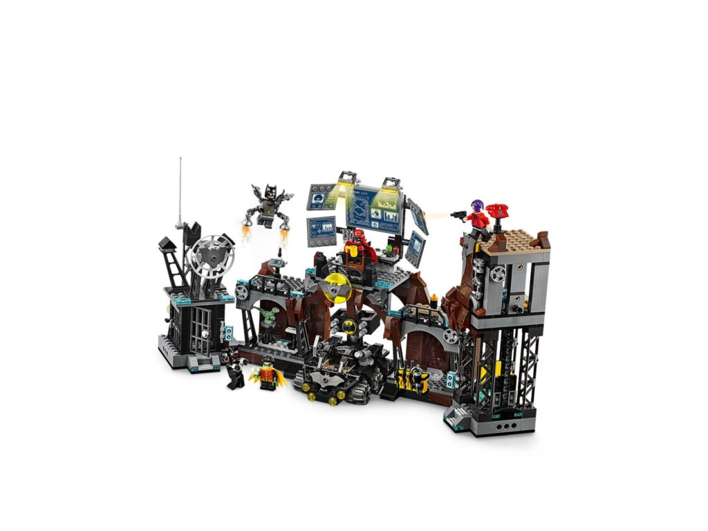 LEGO® DC Super Heroes 76122 Clayface™ Invasion in die Bathöhle | ©LEGO Gruppe
