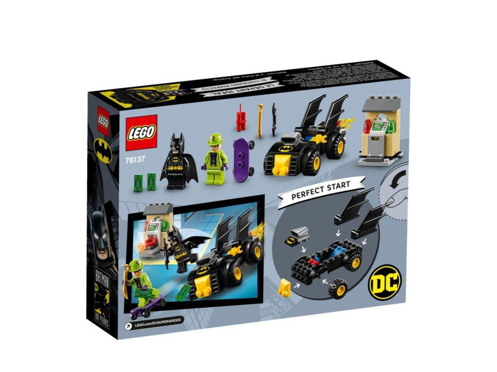 LEGO® DC Super Heroes 76137 Batman™ vs. der Raub des Riddler™ | ©LEGO Gruppe