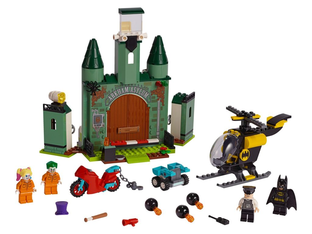 LEGO® DC Super Heroes 76138 Joker™ auf der Flucht und Batman™ | ©LEGO Gruppe