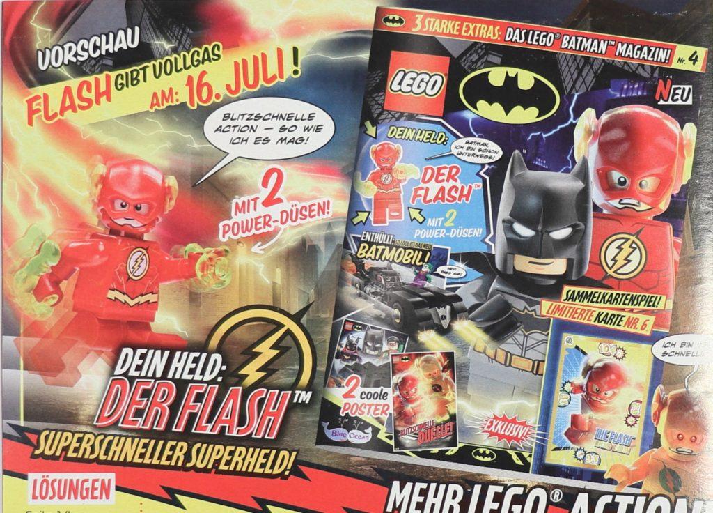 LEGO® Batman Magazin Nr. 3 - Heftvorschau | ©2019 Brickzeit