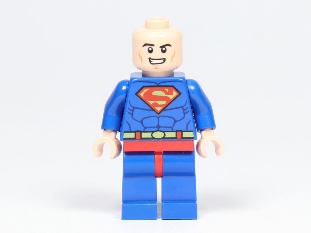 LEGO® Batman Magazin Nr. 3 - Superman ohne Cape und Haare, Vorderseite | ©2019 Brickzeit
