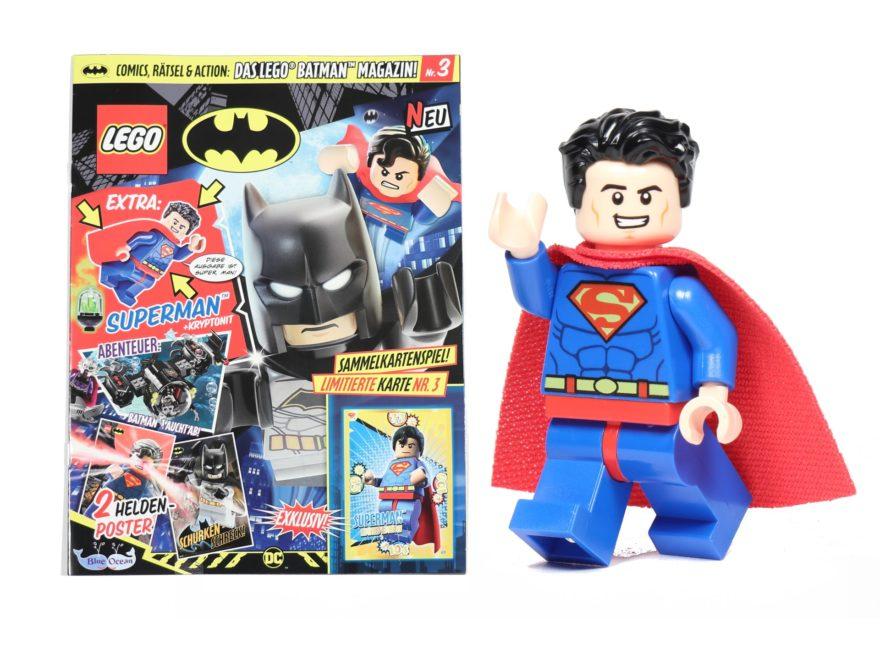 LEGO® Batman Magazin Nr. 3 - Titelbild | ©2019 Brickzeit