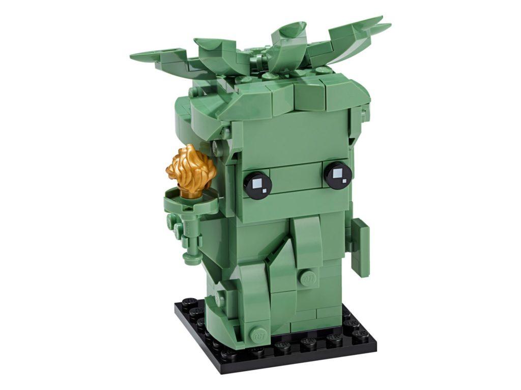 LEGO® Brickheadz 40367 Lady Liberty | ©LEGO Gruppe