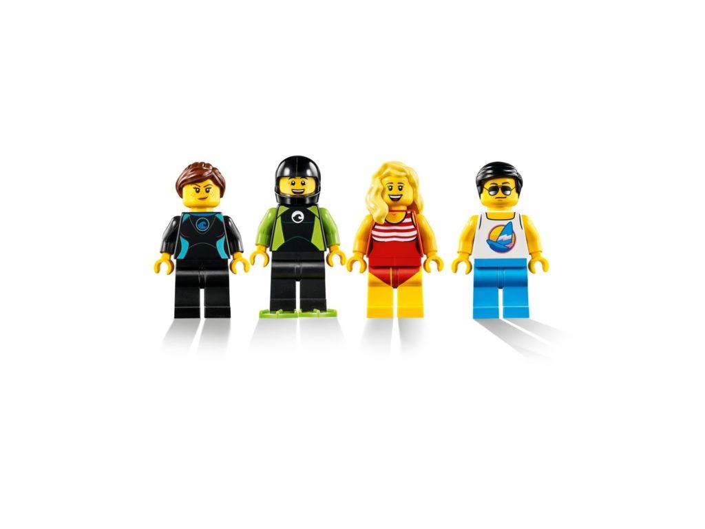 LEGO® City 40344 Sommer 2019 Minifiguren Set | ©LEGO Gruppe