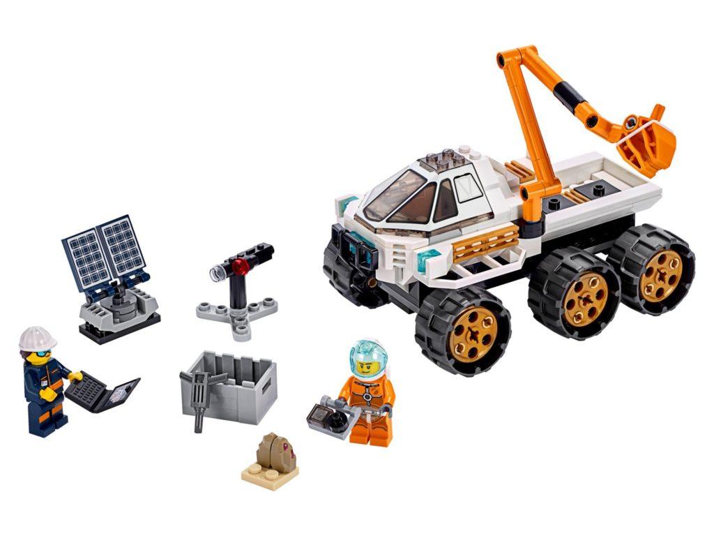 LEGO® City 60225 Rover-Testfahrt | ©LEGO Gruppe