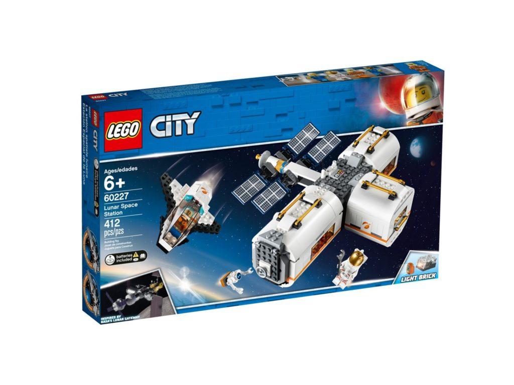LEGO® City 60227 Mond Raumstation | ©LEGO Gruppe