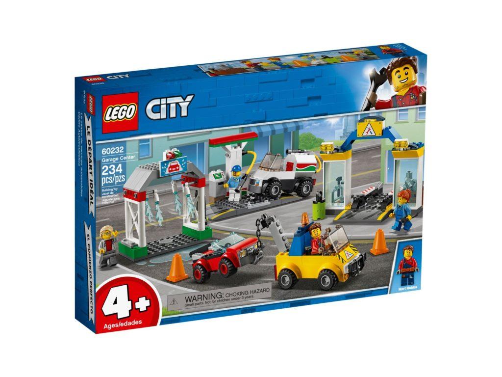 LEGO® City 60232 Autowerkstatt | ©LEGO Gruppe