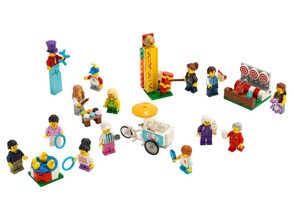 LEGO® City 60234 Stadtbewohner - Jahrmarkt | ©LEGO Gruppe