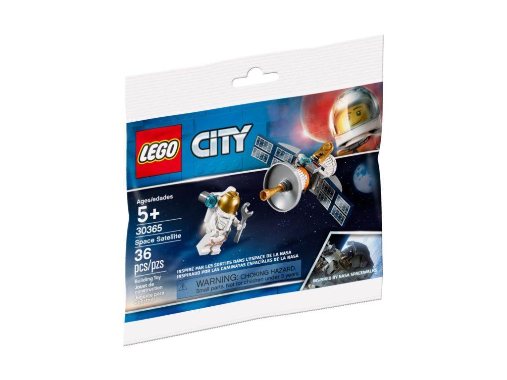 LEGO® City 30365 Raumfahrtsatellit | ©LEGO Gruppe