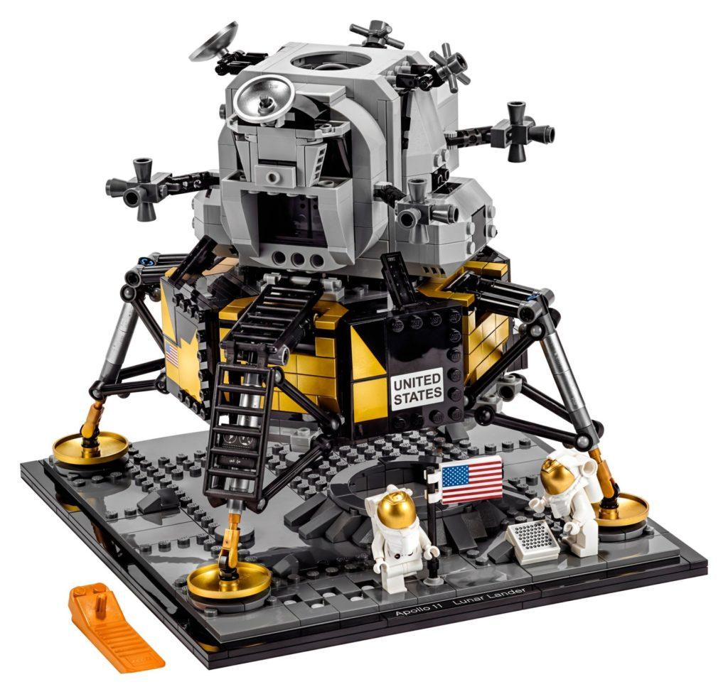 LEGO® Creator Exper 10266 NASA Apollo 11 Mondlandefähre - Bild 1 | ©LEGO Gruppe