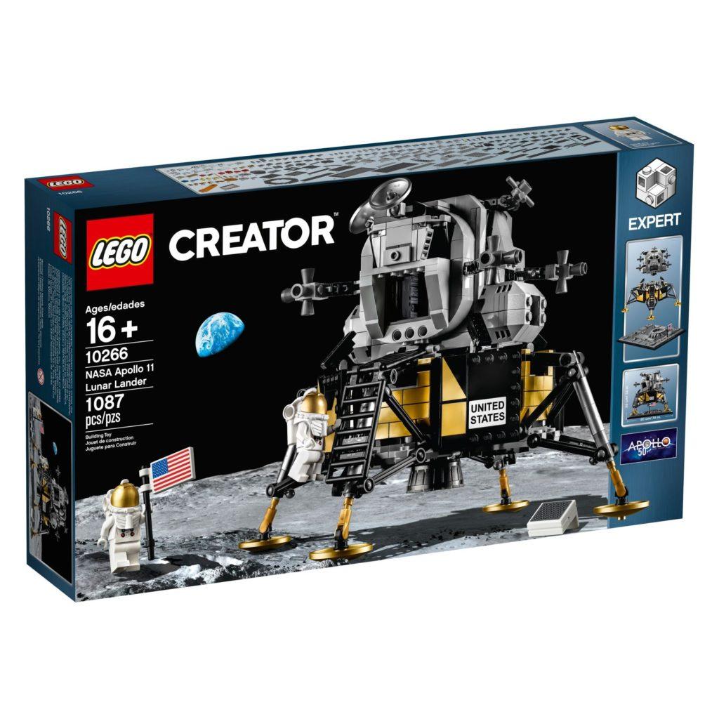 LEGO® Creator Exper 10266 NASA Apollo 11 Mondlandefähre - Bild 20 | ©LEGO Gruppe