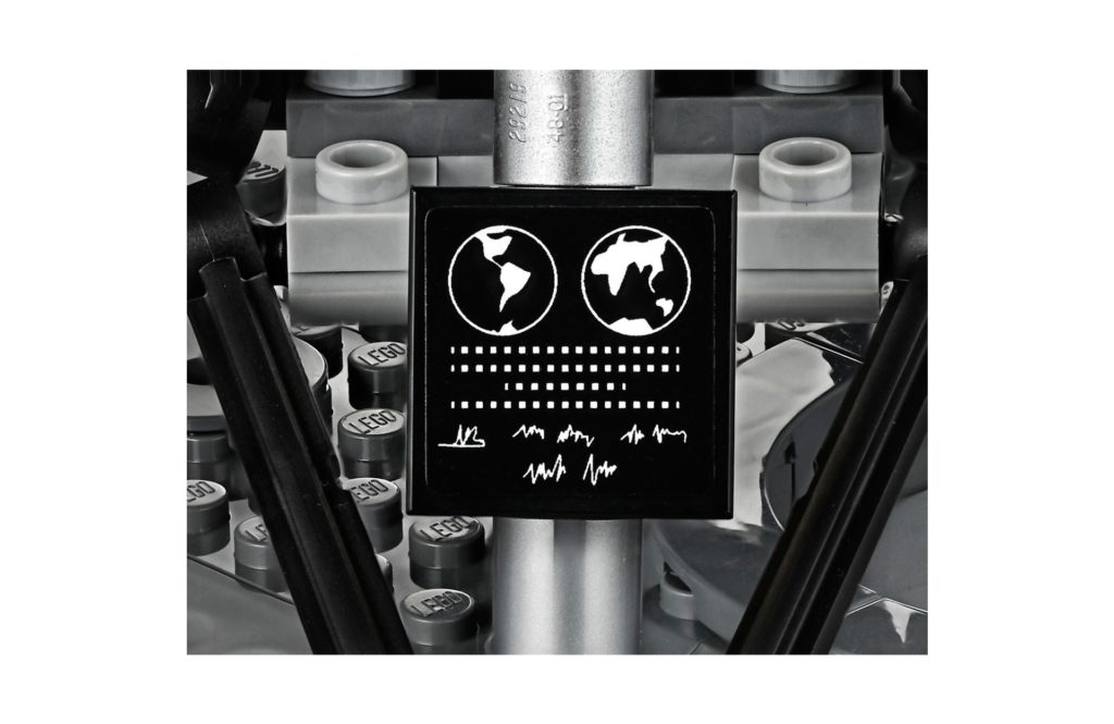 LEGO® Creator Exper 10266 NASA Apollo 11 Mondlandefähre - Bild 11 | ©LEGO Gruppe