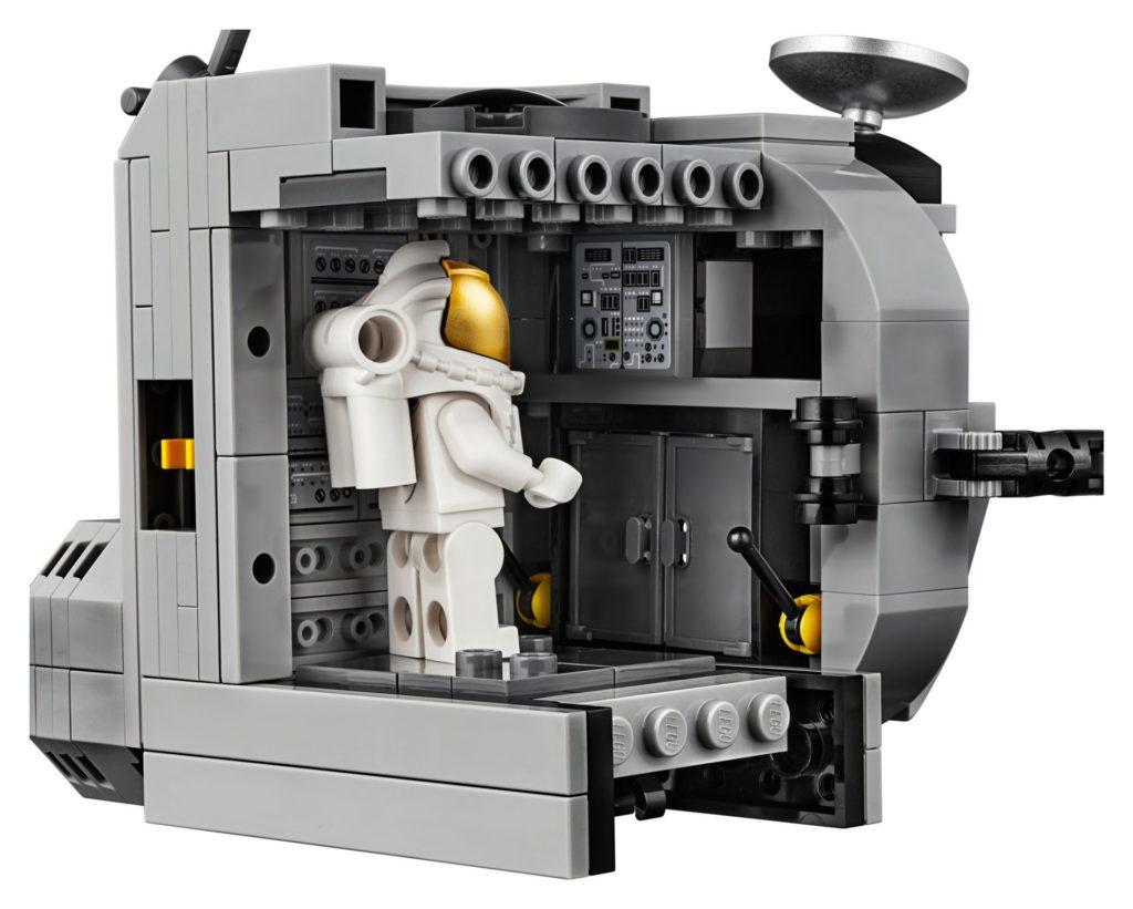 LEGO® Creator Exper 10266 NASA Apollo 11 Mondlandefähre - Bild 10 | ©LEGO Gruppe