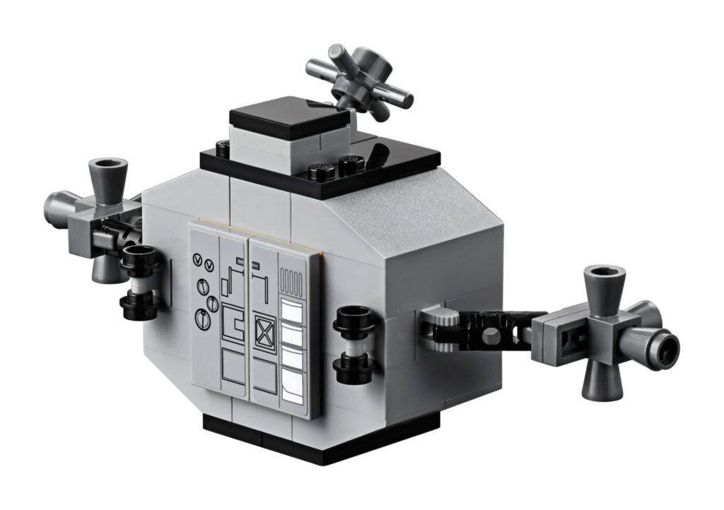 LEGO® Creator Exper 10266 NASA Apollo 11 Mondlandefähre - Bild 9 | ©LEGO Gruppe