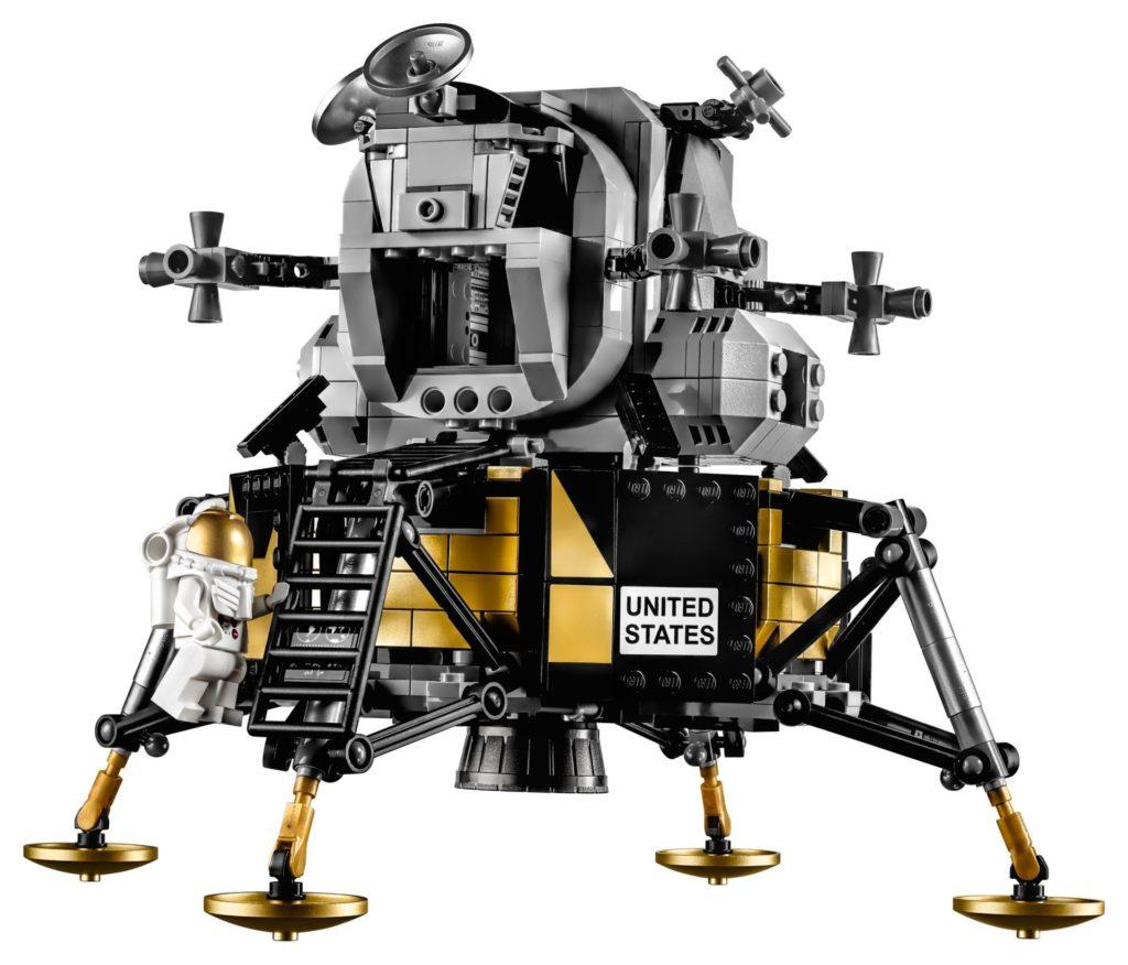 LEGO® Creator Exper 10266 NASA Apollo 11 Mondlandefähre - Bild 19 | ©LEGO Gruppe