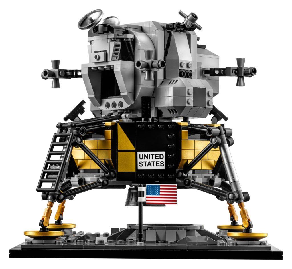 LEGO® Creator Exper 10266 NASA Apollo 11 Mondlandefähre - Bild 18 | ©LEGO Gruppe