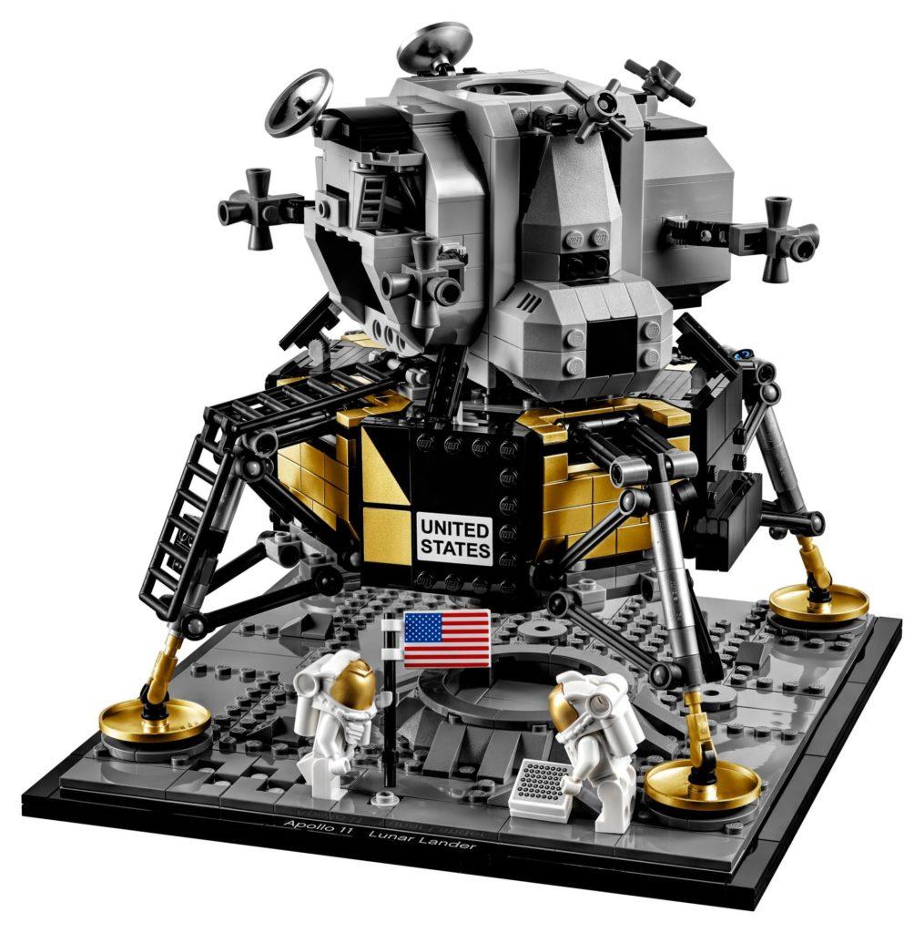 LEGO® Creator Exper 10266 NASA Apollo 11 Mondlandefähre - Bild 17 | ©LEGO Gruppe