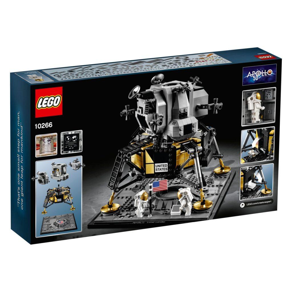 LEGO® Creator Exper 10266 NASA Apollo 11 Mondlandefähre - Bild 16 | ©LEGO Gruppe